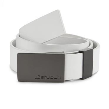 Stuburt Gents Cut To Fit Belt  White