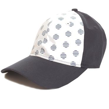 Green Lamb Ivy Printed Baseball Cap  Mini Spot