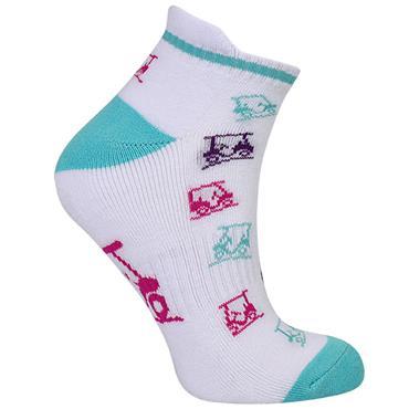 Surprizeshop Golf Sock 3 pack  Multicolour