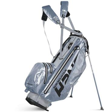 Sun Mountain H2NO Super Lite Stand Bag  Cadet Nickel
