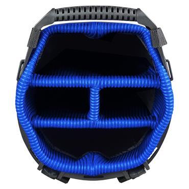 Sun Mountain H2NO Super Lite Stand Bag  Black/Blue/White