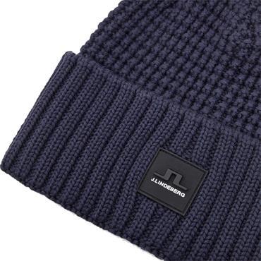 J.Lindeberg Ball Wool Blend Hat  JL Navy 6855