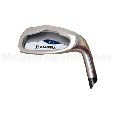Spalding Spal P & P steel iron Gents Right Hand no 9 iron