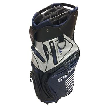 FastFold C95 Waterproof Cart Bag Black - Grey - Blue