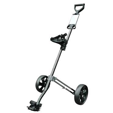 Spalding XTA Manual Caddy Cart  Aluminium