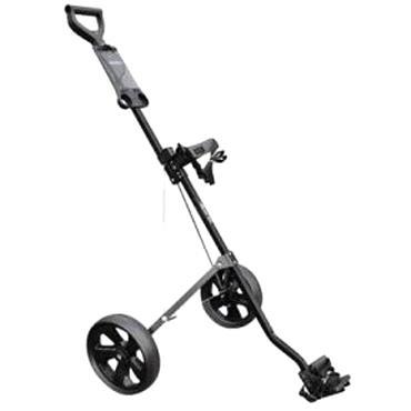 Spalding XTS Manual Cart Steel  Black