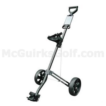 Spalding Aluminium Push Trolley XTA