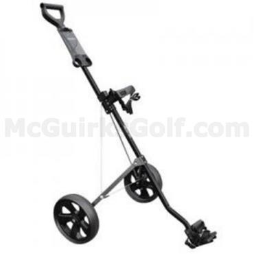 Spalding XTS Manual Cart Steel Black