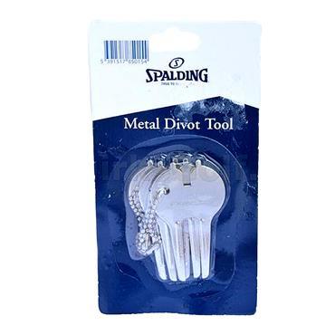 Spalding Metal Divot Tool 3-Pack . ONE
