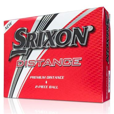 Srixon Distance Golf Balls  White
