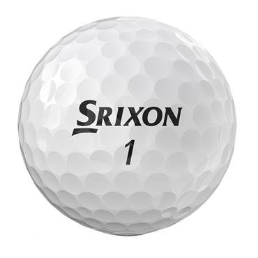 Srixon Q-Star Tour Golf Balls  White