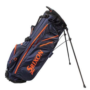 Srixon Nimbus Ultralight Stand Bag  Navy/Orange