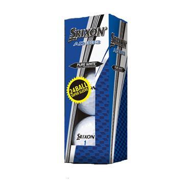 Srixon AD333 24 Ball Super Sleeve  Pure White