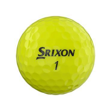 Srixon AD333 Golf Balls  Yellow