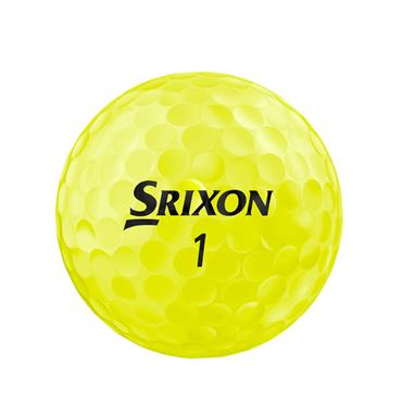 Srixon Z-Star Golf Balls  Yellow