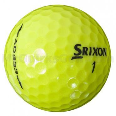 Srixon Srixon AD333 yellow golf balls