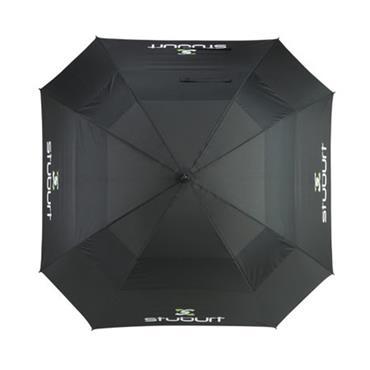 """Stuburt 66"""" Nylon Auto Umbrella  Black"""