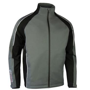 Sunderland Corporate Gents Vancouver Pro Waterproof Jacket Grey - Black