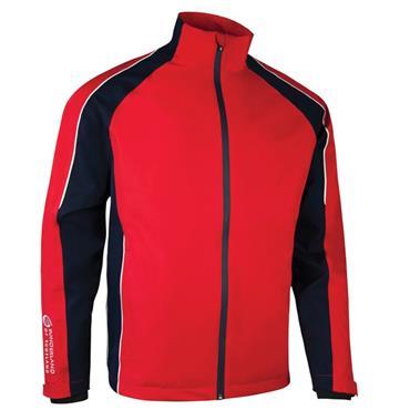 Sunderland Corporate Gents Vancouver Pro Waterproof Jacket Red - Navy