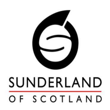 Sunderland Corporate Gents Aspen Pullover Black - Gunmetal