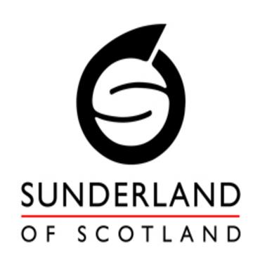 Sunderland Corporate Gents Aspen Pullover White - Navy - Red