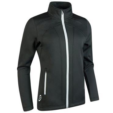 Sunderland Corporate Ladies Nova Fleece Black