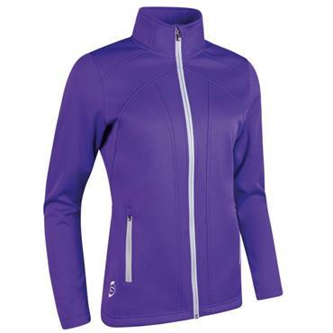 Sunderland Corporate Ladies Nova Fleece Purple