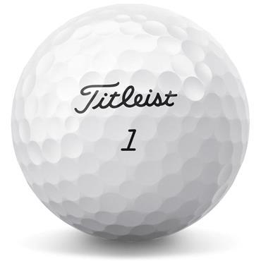 Titleist Tour Soft Golf Balls Dozen  White