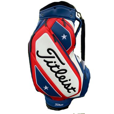 Titleist 2021 US Open Staff Bag  Navy/White/Red