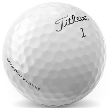 Pro V1 2021 Golf Balls Dozen  White