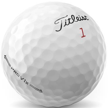 Titleist Pro V1X 2021 Golf Balls Dozen  White
