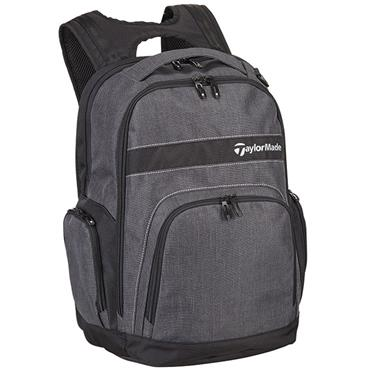 TaylorMade TM20 Players Backpack  Heather Grey