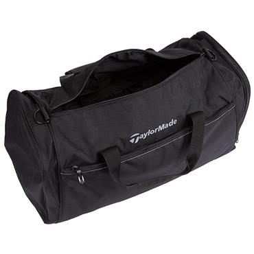 TaylorMade Players Duffle Bag  Heather Grey
