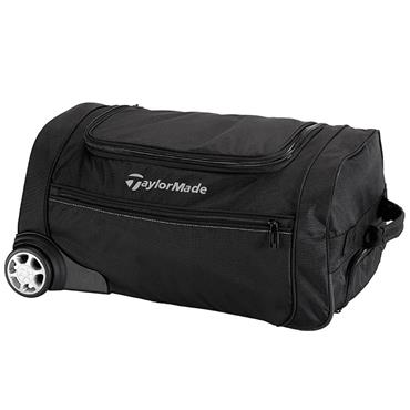 TaylorMade TM20 Rolling Carry On Duffle  Black