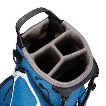 TaylorMade TM20 Flextech Lite Stand Bag  BLKWHTGYBU