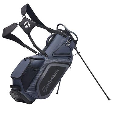 TaylorMade TM20 Stand 8.0 Bag  Charcoal Black