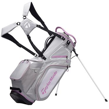 TaylorMade TM20 Stand 8.0 Bag  Grey Purple