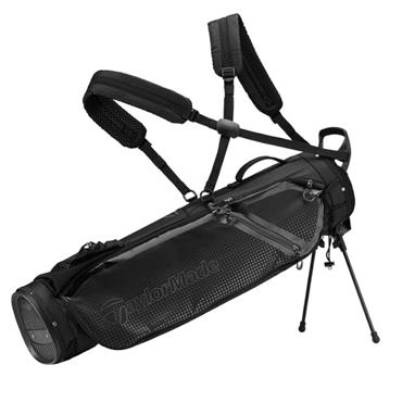 TaylorMade TM20 Quiver Stand Bag  Black