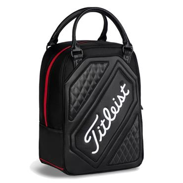 Titleist Practice Ball Bag  Black/White/Red