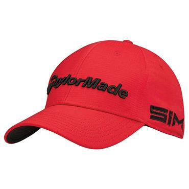 TaylorMade TM20 Tour Radar Cap  Red