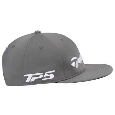 TaylorMade TM20 Tour Flat Bill Cap  Charcoal
