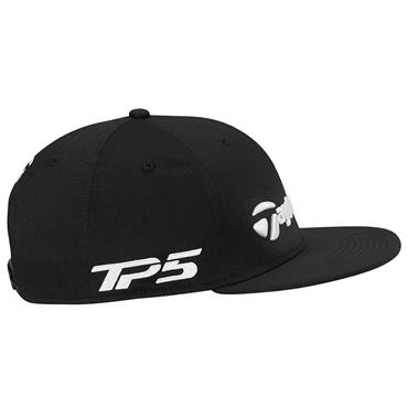 TaylorMade TM20 Tour Flat Bill Cap  Black