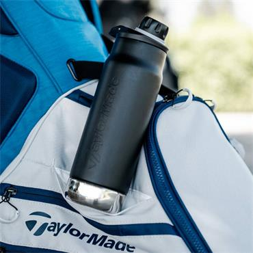 TaylorMade TM20 Stainless 20 oz Sport Bottle  Steel