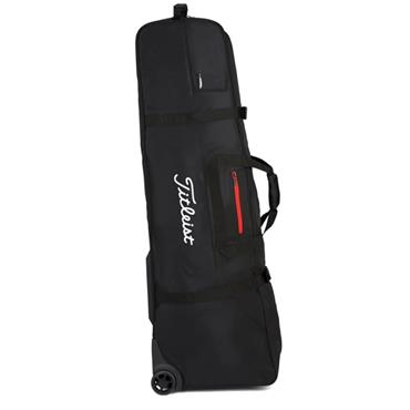 Titleist Travel Cover  Black Red
