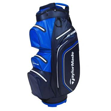 TaylorMade StormDry W/P Cart Bag  Navy Blue