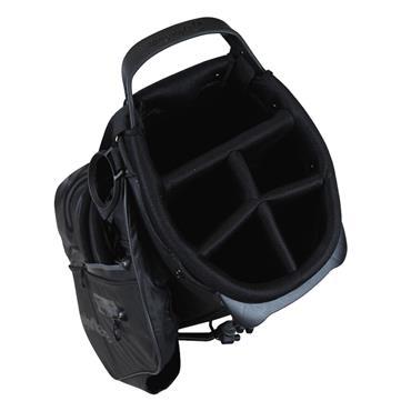 TaylorMade Flextech W/P Stand Bag  Black