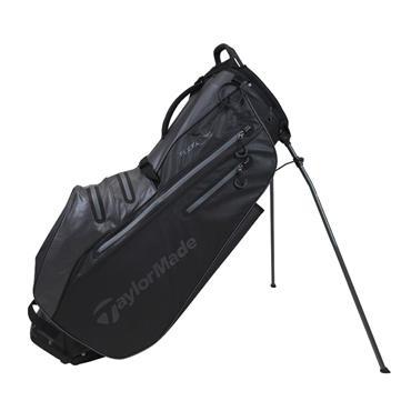 TaylorMade Flextech W/P Stand Bag  Black/Charcoal