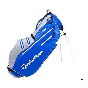 TaylorMade Flextech W/P Stand Bag  Royal Silver