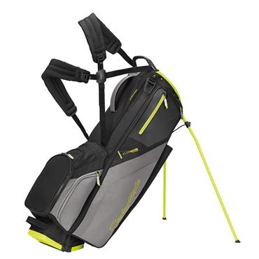 TaylorMade Flextech Stand Bag  Black / Lime Neon