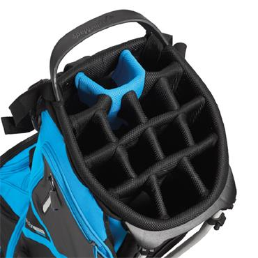 TaylorMade Flextech Crossover Stand Bag  Blue/Black